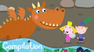Ben and Holly's Little Kingdom | Baby Dragon | Triple Episode #7