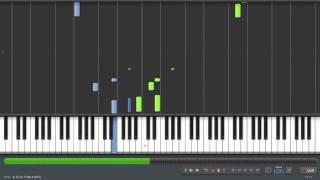 Ryuichi Sakamoto - Merry Christmas, Mr. Lawrence (Piano Tutorial)