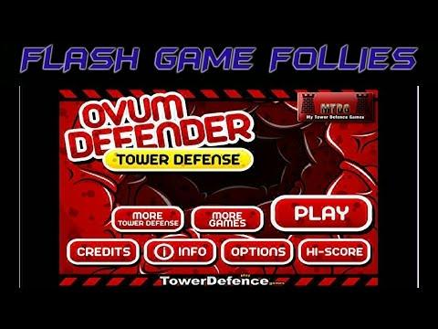 Flash Game Follies - Ovum Defender TD