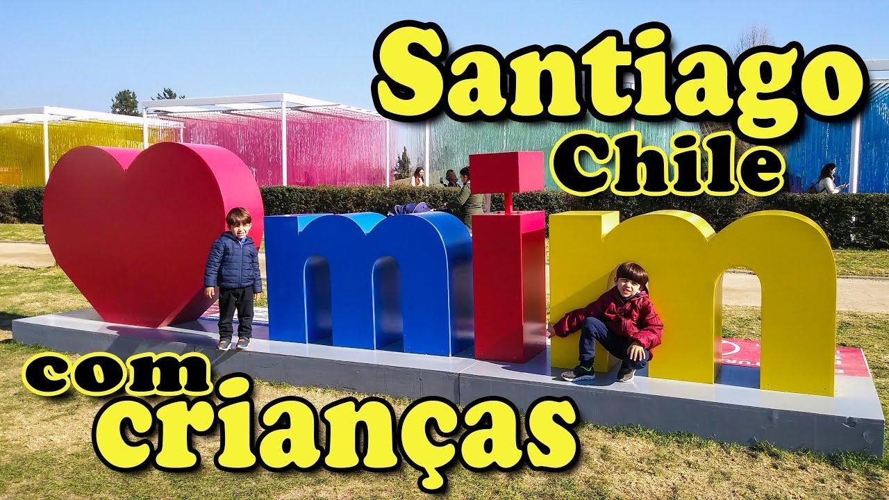 Santiago com Crianças: MIM - Museo Interactivo Mirador - Chile Ep.10