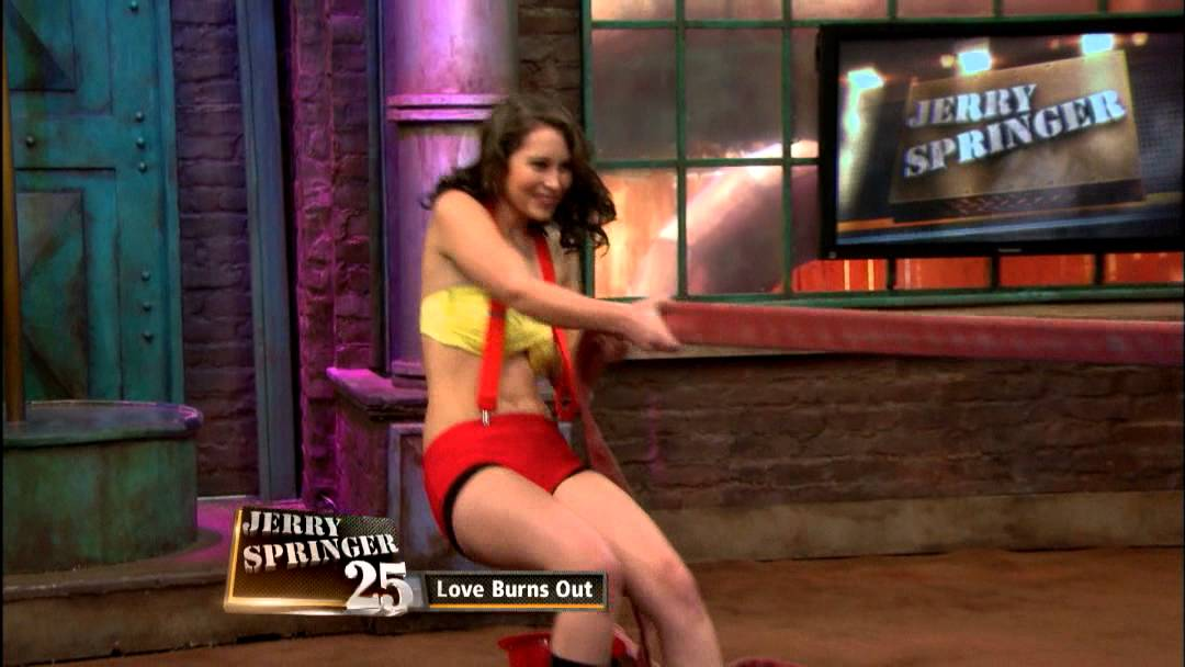 Jerry springer girls naked and uncensored, mandingo fuck punishment