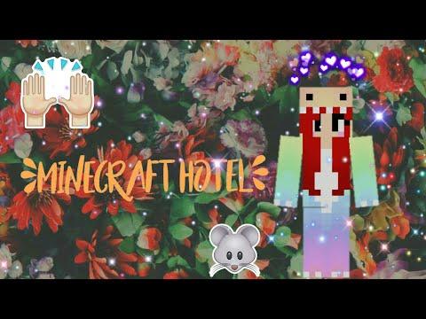 Minecraft hotel // Minecraft // gruls squad gamers