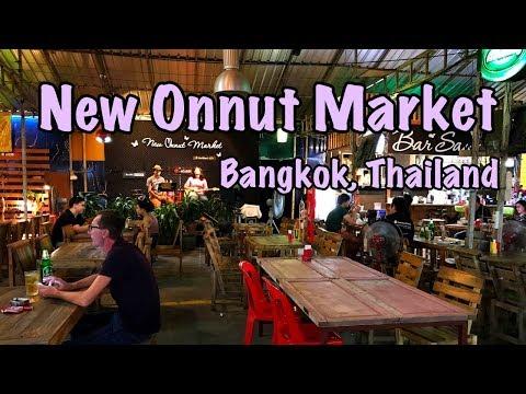 good-food-and-relaxing-beer-garden-in-onnut,-bangkok-thailand-🍻