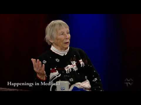 Happenings in Medfield with Town Administrator (11-30-2016)