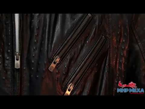кожаные куртки мужские бренды