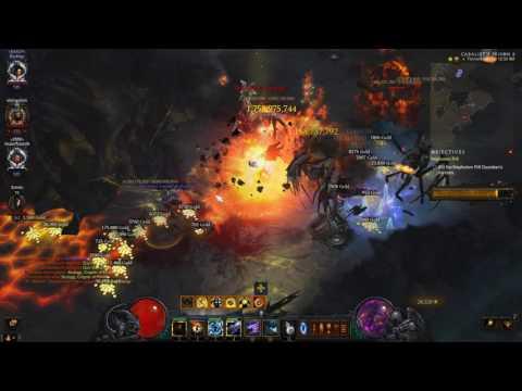 Diablo III Wizard Season 7 farming bulid BOOM BOOM BOOM!