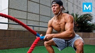 SUPER EXPLOSIVE WORKOUTS - Kevin Lo   Muscle Madness