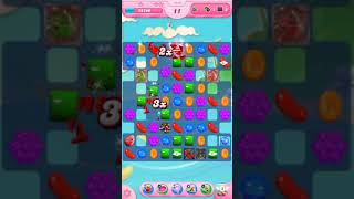 Candy Crush Saga Level 1634 - No Boosters