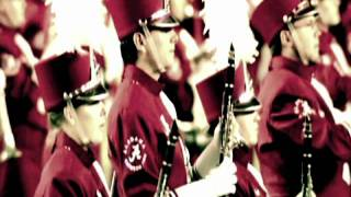 University of Alabama Million Dollar Band 2011 Pre-Game Entrance