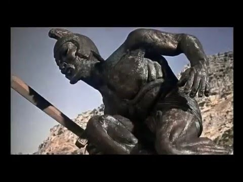 Talos Awakens - Jason & the Argonauts 1963
