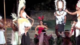 Polynesian Cultural Center: Lucie Wilson Highlights