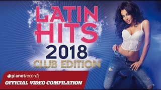 LATIN HITS 2018  LATINO PARTY MIX  FIESTA LATINA  BEST REGGAETON, FITNESS MUSIC, SALSA BACHATA