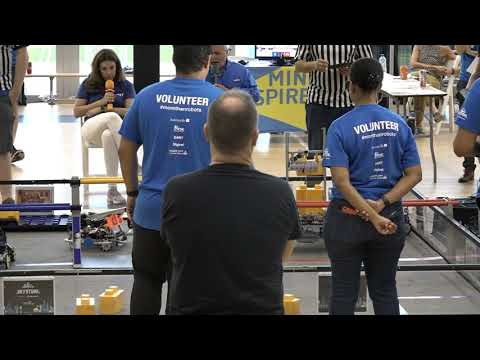 SkyStone Cayman 2020 Semi Finals CIS Robotics14838