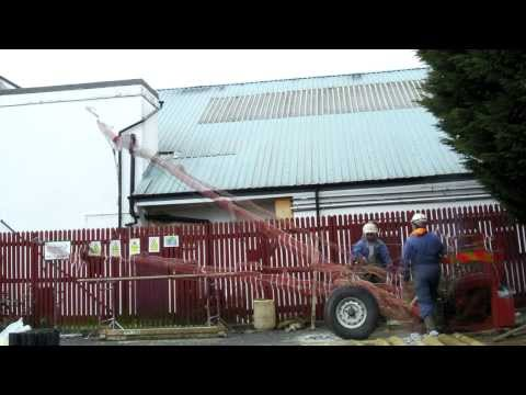 Listers Geotechnical Consultants -Percussion Rig