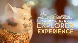 Virtual Explorer Experience with the Mingei International Museum