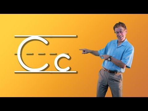 Learn The Letter C | Let's Learn About The Alphabet | Phonics Song For Kids | Jack Hartmann