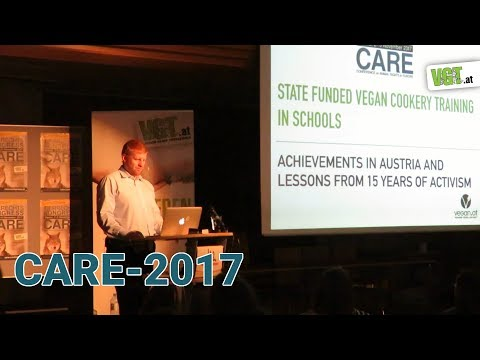 State funded vegan cookery training in schools - Felix Hnat | CARE-2017