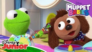 Frogs and Dogs | Music Video | Muppet Babies | Disney Channel Africa