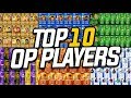 TOP 10 OP PLAYERS IN FIFA HISTORY