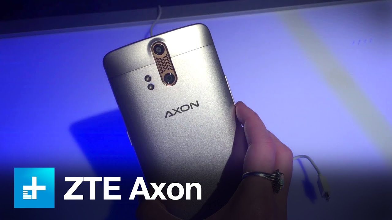 courtesy the zte axon youtube Tunee Music