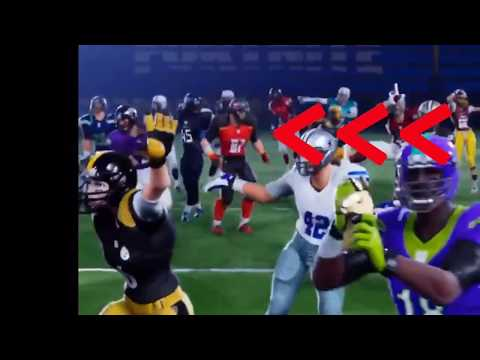 New fortnite NFL skins leaked emote in trailer ea59e1570