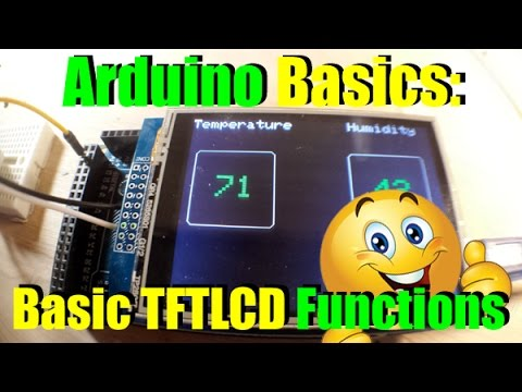 TFT LCD Basics
