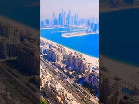 Blue water Dubai 2021🇰🇼।🏞️#dubai beach#YouTubeshort💯।#shorts।🔥