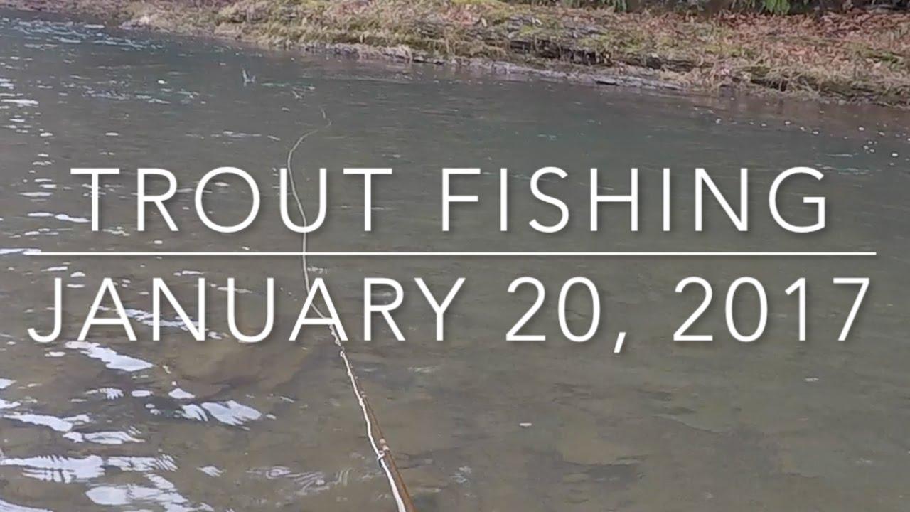 Trout fishing youtube for Minnesota fishing regulations 2017