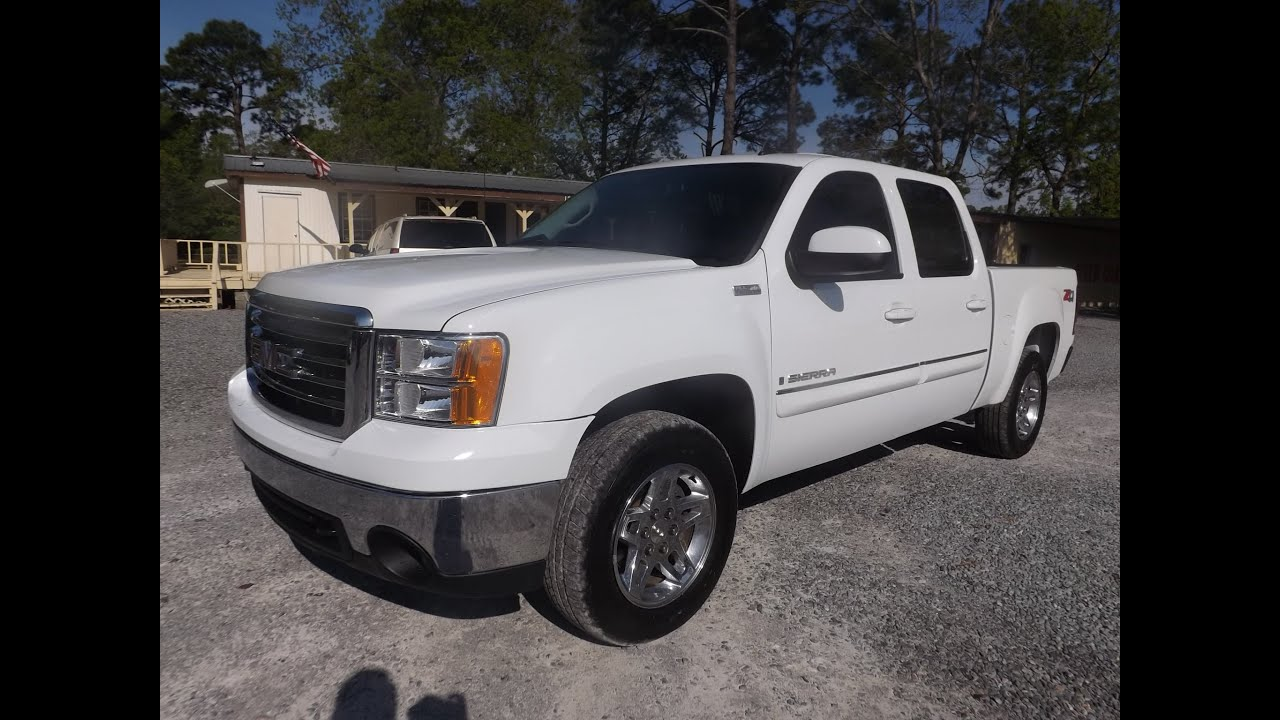 2008 gmc sierra all terrain for sale leisure used cars 850 265 9178 youtube. Black Bedroom Furniture Sets. Home Design Ideas