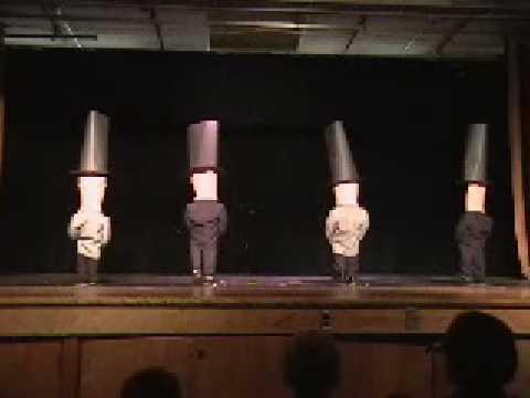 Whistling midget costume