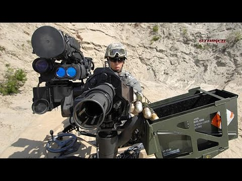 SUPER DEADLY US Military Mk 19 grenade launcher live fire exercise