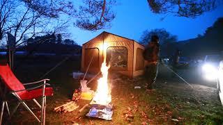 언니들과 함께 하는 캠핑 ABC  타프쉘 디럭스 캠핑