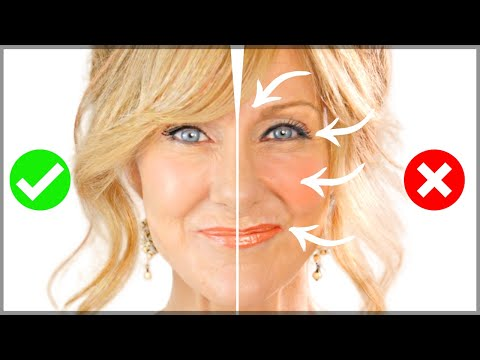 5 MAKEUP MISTAKES On Mature Skin Over 50 | Fabulous50s!