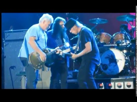 Neil Young and Crazy Horse 8-8-2014 Colmar, France complete