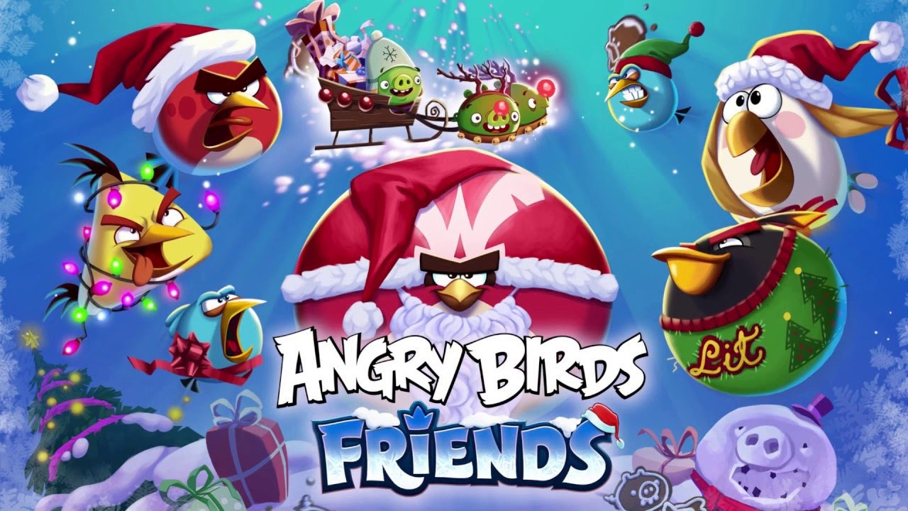 Angry Birds Friends Cancion