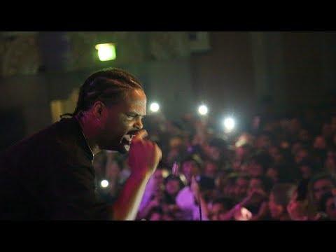 Xavier Wulf - Wulf Takahashi (Live in Pomona, 6/24/17)