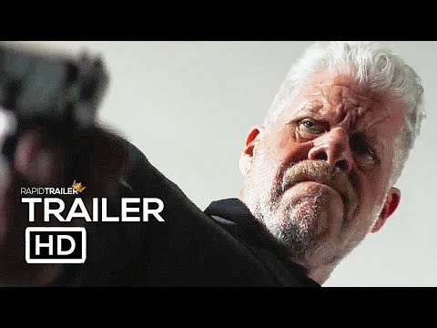 ASHER Official Trailer (2019) Ron Perlman, Famke Janssen Movie HD