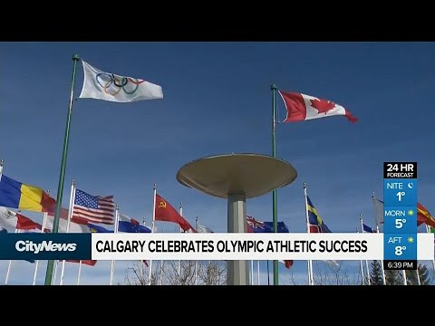 Calgary gears up for Olympic athletes homecoming celebration