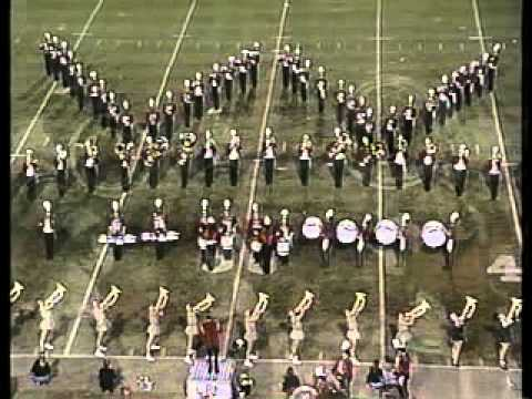 TR Miller High School Marching Band 1993