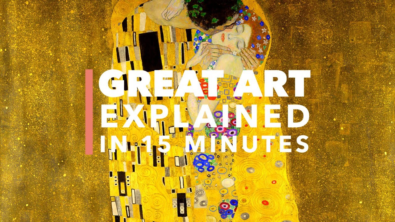 Gustav Klimt's Iconic Painting The Kiss: An Introduction to Austrian Painter's Golden, Erotic Masterpiece (1908)