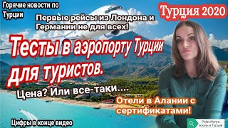 Турция 2020 Отели в Алании с сертификатами Polat Alanya жизнь в Турции Новости туризма