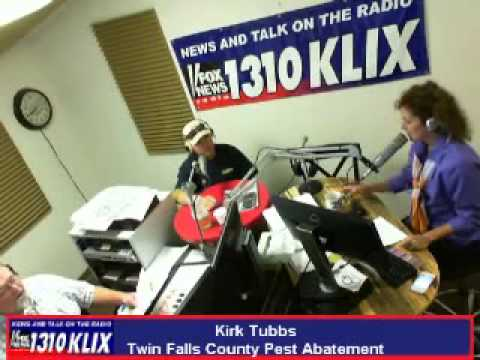 Top Story KLIXcast 8/13/14 - Kill the mosquitoes BEFORE they kill YOU!