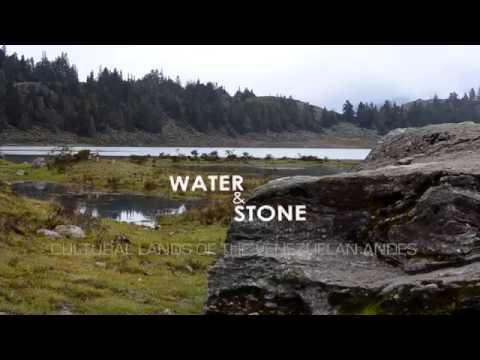 YoXama. Water & Stone. Cultural Lands of Venezuelan Andes.
