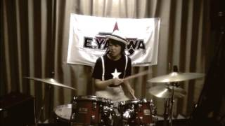 椎熊沙羅18才です。南柏のワールドビーツでドラムを習っています。今...