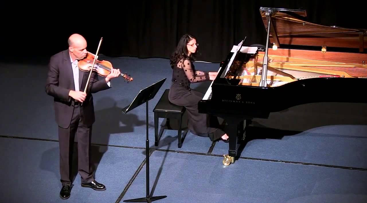 Duo Deconet - Concert & Album Launch - YouTube