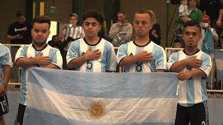 Argentina organizes first Dwarf World Cup