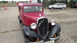1932 - Fiat 508 Balilla - Auto Show Veterama 2014