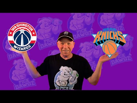New York Knicks vs Washington Wizards 3/23/21 Free NBA Pick and Prediction NBA Betting Tips