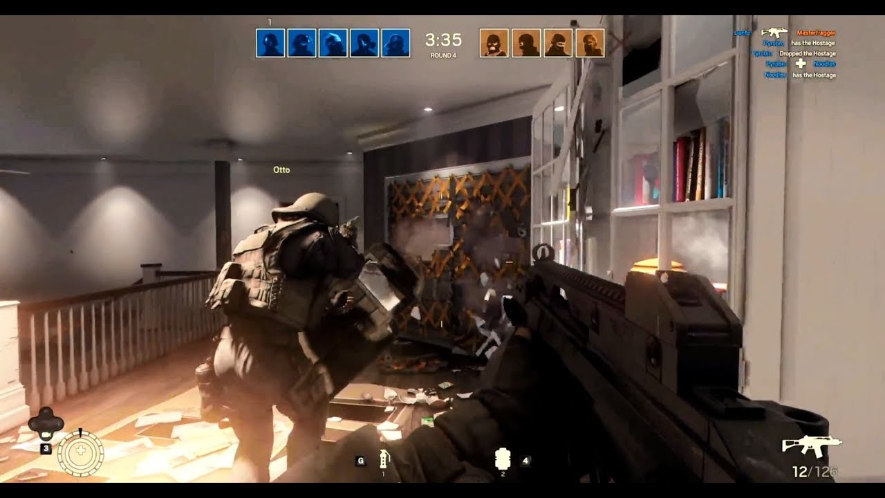 Image result for rainbow six siege gameplay