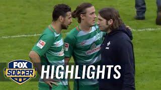 Video Gol Pertandingan Werder Bremen vs Darmstadt 98